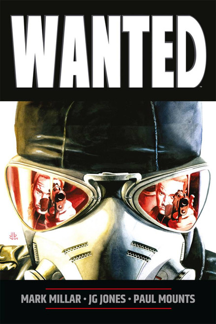 """Wanted"" - Graphic Novel"