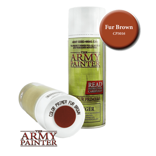 Fur Brown Colour Primer