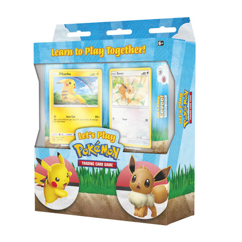 Let's Play Pokémon Learn to Play