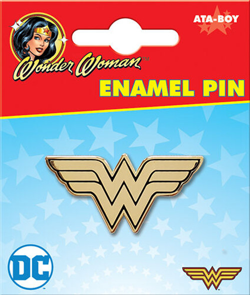 Pin - DC Wonder Woman Logo