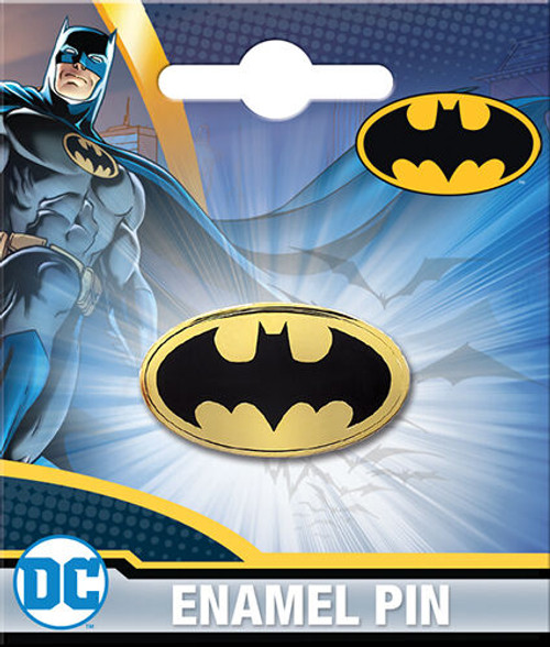 Pin - DC Batman Logo
