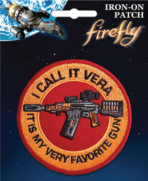 Patch - Firefly I Call It Vera