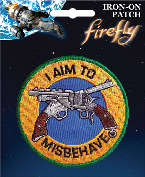 Patch - Firefly Aim To Misbehav