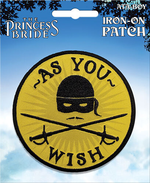 Patch - P Bride As You Wish