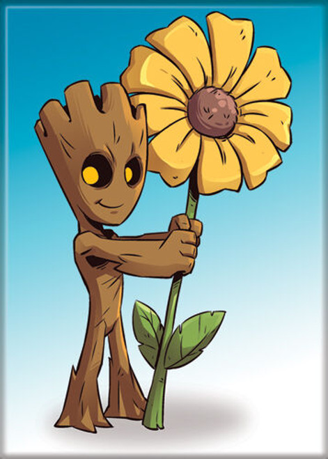 Magnet - GOG Groot and Daisy