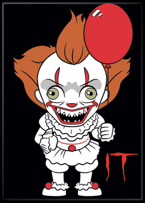 Magnet - IT Pennywise Chibi