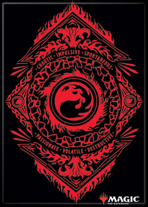 Magnet - Red Mana