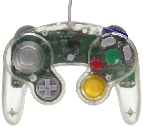 Gamecube Controller - Clear