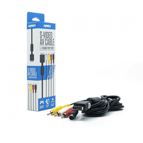 PS2 S-Video Cable