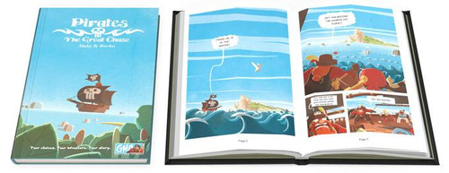 Graphic Novel Advenutes: Pirates - the Great Chase