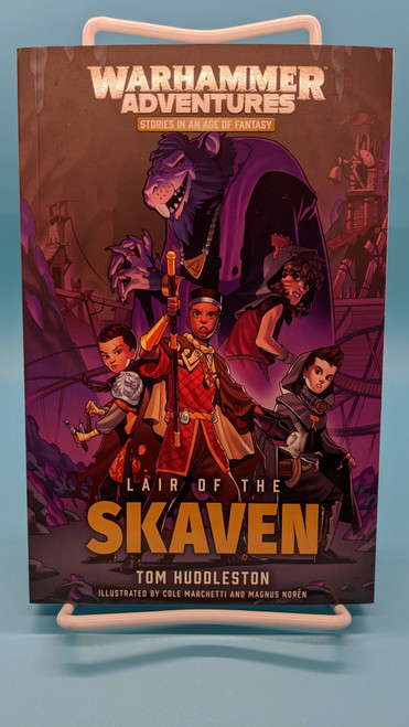 Realm Quest 2: Lair of the Skaven