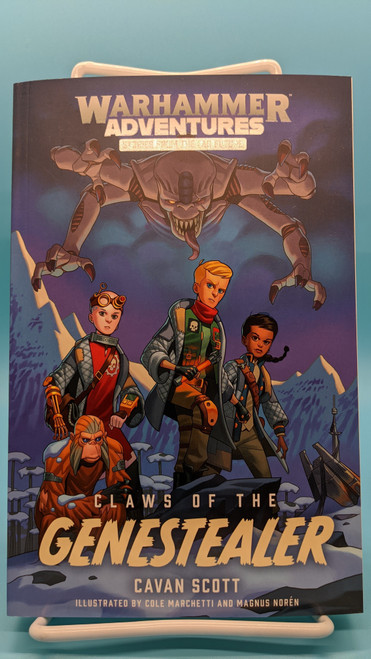 Warped Galaxies 2: Claws of the Genestealer