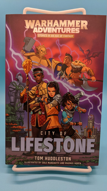 Realm Quest 1: City of Lifestone