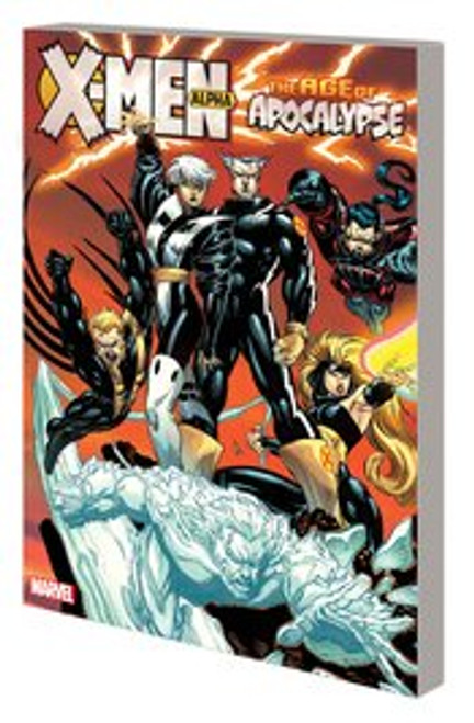 X-MEN AGE OF APOCALYPSE TP VOL 01