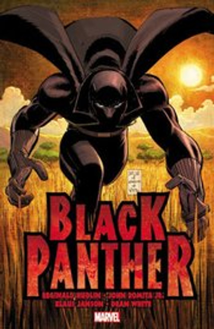Black Panther Who is Black Panther