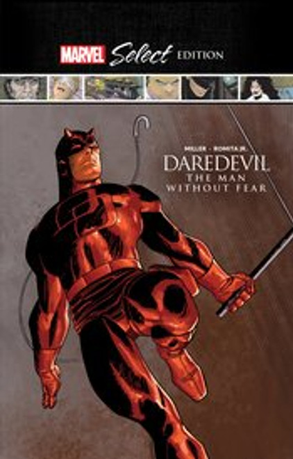 Daredevil Man Without Fear Marvel Select Edition
