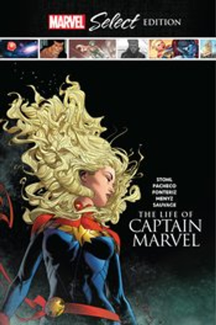 Captain Marvel Life of Captain Marvel