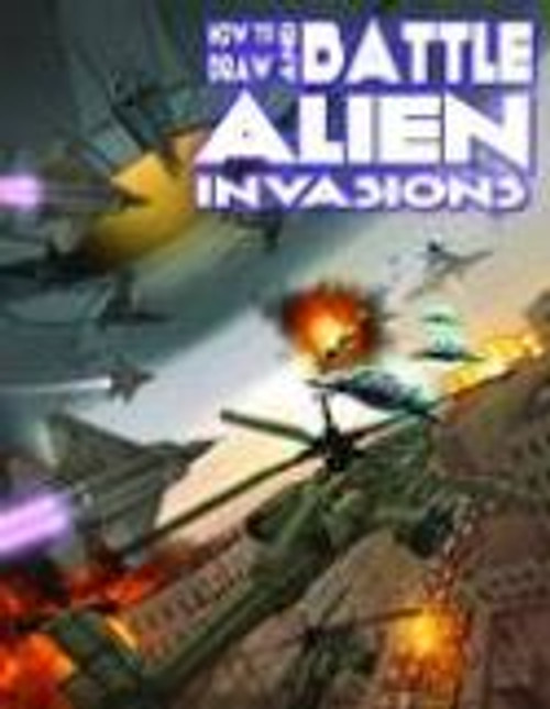 Alien Invasions: How to Draw and Battle