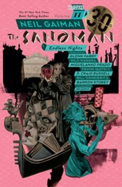Sandman Volume 11: Endless Nights
