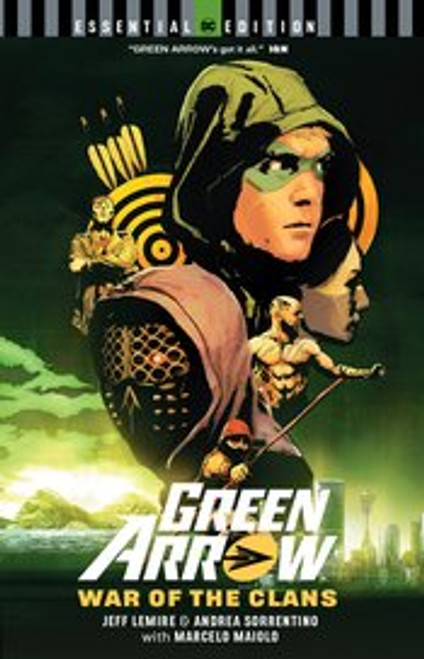 Green Arrow War of the Clans