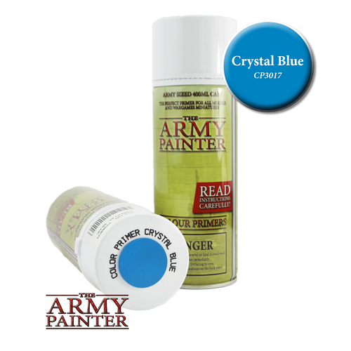 Crystal Blue Colour Primer