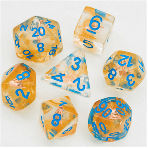 Ranger's Arrow RPG Dice Set