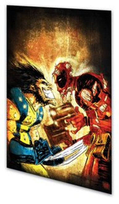 Deadpool vs Marvel Universe