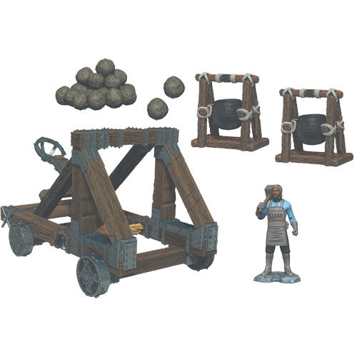 4D Settings - Catapult