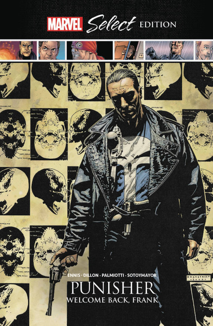 Punisher Welcome Back, Frank