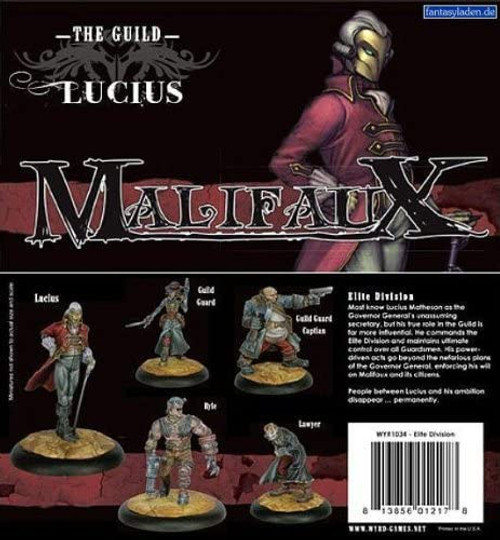 Malifauk: The Guild Lucius
