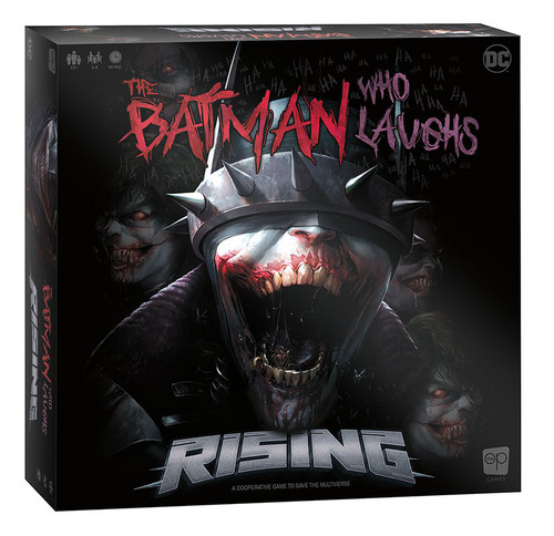 Rising: Batman Who Laughs