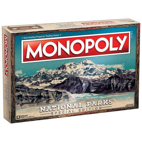 Monopoly: National Parks Edition