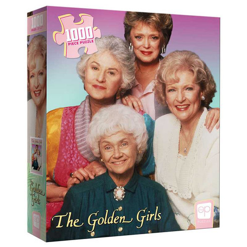Golden Girls 1000 pc