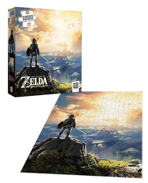 "The Legend of Zelda™ ""Breath of the Wild"" 1000 Piece Puzzle"