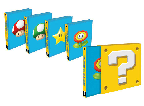 SUPER MARIO ENCYCLOPEDIA LTD ED HC