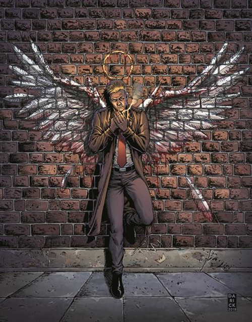 JOHN CONSTANTINE HELLBLAZER RISE AND FALL HC