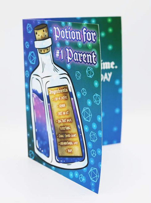 Parents Day Card - Potion