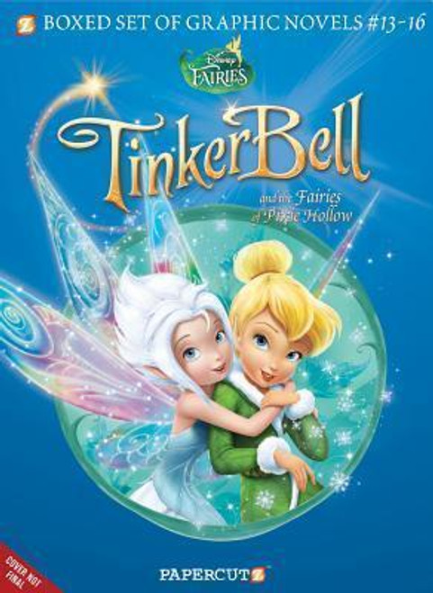 Tinker Bell Boxed Set #13-16