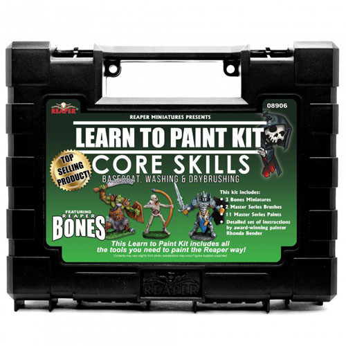 Learn to Paint Kit: Layer Up!