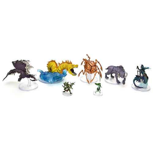 Critical Role Painted Figures: Monsters of Wildemount - Set 2