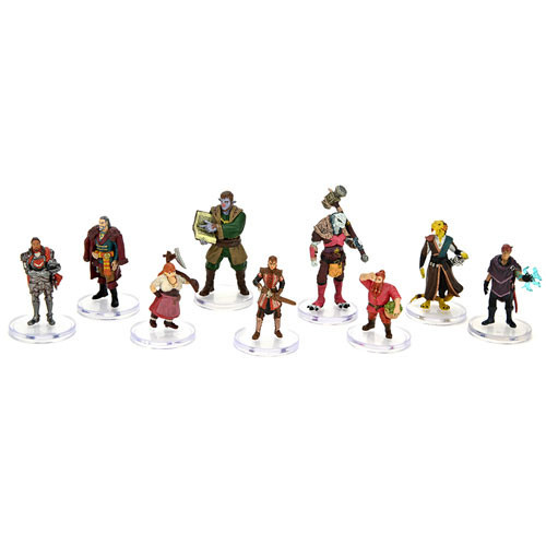 Critical Role Painted Figures: Factions of Wildemount - Dwendalian Empire