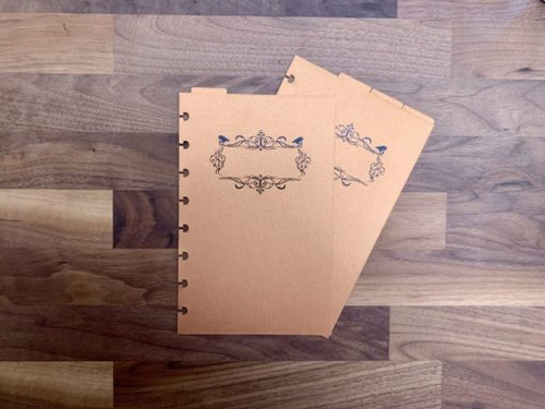 Divider Pack (Diary)