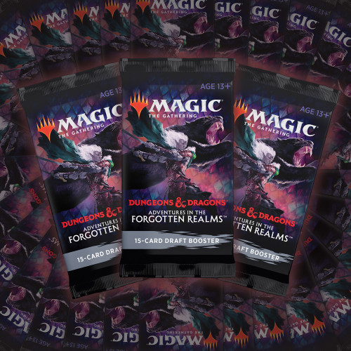 Adventures in the Forgotten Realms Draft Booster