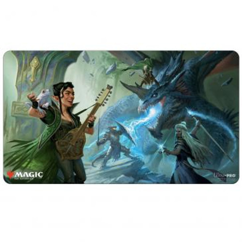AFR: The Party Fighting Blue Dragon for Magic: The Gathering