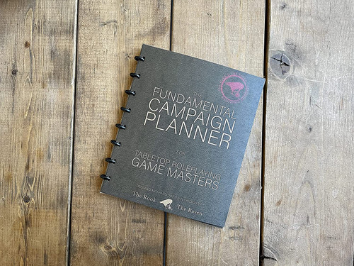 The Fundamental Campaign Planner