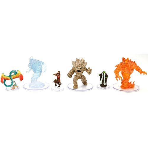 D&D Icons of the Realms: Summoned Creatures, Set 2
