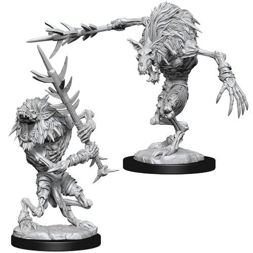 Gnoll Witherlings