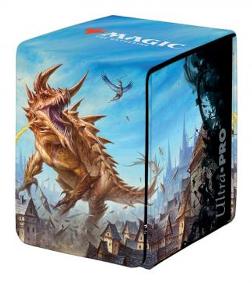 Adventures in the Forgotten Realms Alcove Flip featuring The Tarrasque for Magic: The Gathering