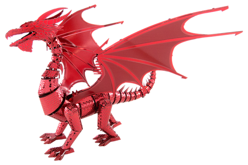 Red Dragon - Color