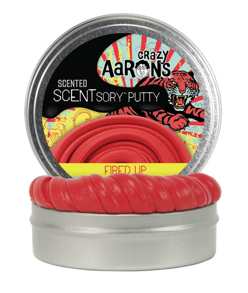 Scentsory Fired Up Thinking Putty